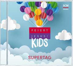 CD: Feiert Jesus! Kids - Supertag