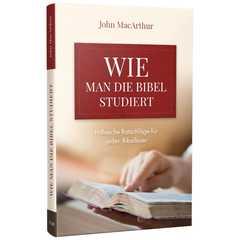 Wie man die Bibel studiert
