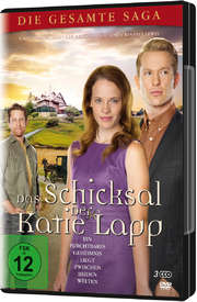 3-DVD: Das Schicksal der Katie Lapp