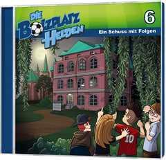 CD: Die Bolzplatzhelden: Ein Schuss mit Folgen (6)