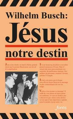 Jesus unser Schicksal - französisch
