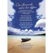 Postkarten: Der Himmel steht dir offen, 12 Stück