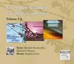 CD: Von guten Mächten wunderbar geborgen 1-3