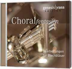 CD: Choralfantasien