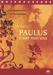 Paulus - einer von uns, Notenausgabe