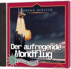 CD: Der aufregende Mondflug - Weltraum-Abenteuer (5)