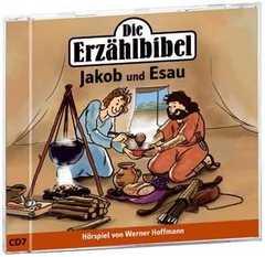 Jakob Und Esau Geschichte Für Kinder