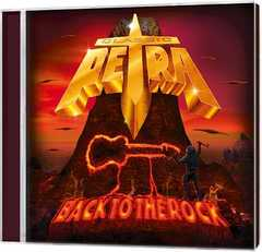 CD: Back To The Rock