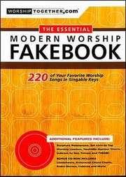 Songbook: The Essential Modern Worship Fakebook