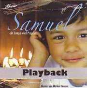 Playback-CD: Samuel - ein Junge wird Prophet