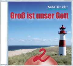CD: Groß ist unser Gott 2