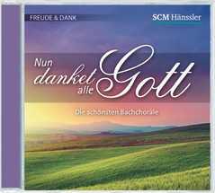 CD: Nun danket alle Gott