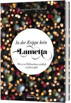 In der Krippe kein Lametta