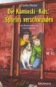 Die Kaminski-Kids: Spurlos verschwunden (Taschenbuch)