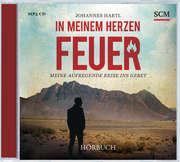 MP3-CD: In meinem Herzen Feuer - Hörbuch (MP3-Hörbuch)