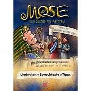 Mose - Der Auszug aus Ägypten - Notenheft