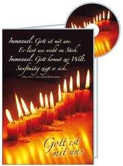 CD-Card: Immanuel - Weihnachten