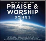 3CD: The World's Favourite Praise & Worship Songs
