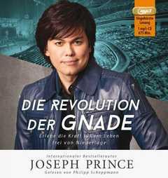 Die Revolution der Gnade - Hörbuch MP3-CD