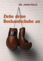 Ziehe deine Boxhandschuhe an