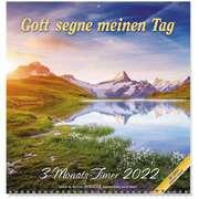 Kalender: Gott segne meinen Tag 2018