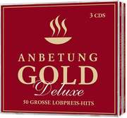 3-CD-Box Anbetung Gold Deluxe